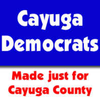 Cayuga Democrats Stuff for Cayuga County
