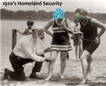 1920's Homeland Security
