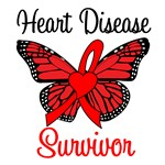 Heart Disease Survivor T-Shirts & Gifts