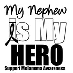 Melanoma Hero (Nephew) T-Shirts & Gifts