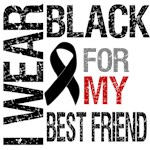 I Wear Black For My Best Friend Shirts & Gifts