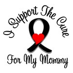 I Support The Cure Melanoma Mommy Shirts & Gifts