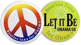 Beatles Fans for Obama