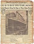 San Francisco Examiner, Titanic