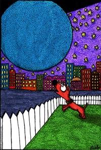Deana Riddles' Blue Moon