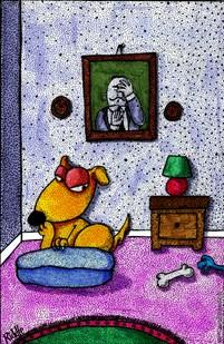 Deana Riddles' Dog Folly