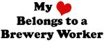 Heart Belongs: Brewery Worker