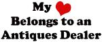 Heart Belongs: Antiques Dealer