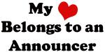 Heart Belongs: Announcer