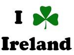 I Shamrock Ireland