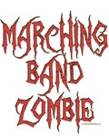 Marching Band Zombie