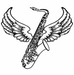 Winged Sax