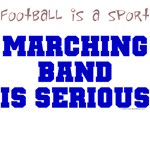Marching Band Is Serious