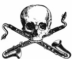 bass clarinet pirate