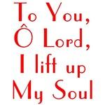 Lift up my soul