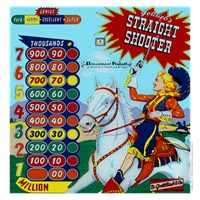 Gottlieb&reg; Straight Shooter