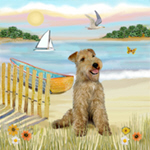 ROWBOAT<br> & Lakeland Terrier