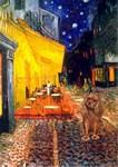 TERRACE CAFE<br>& Cavalier King Charles Spaniel