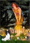 MIDSUMMER'S EVE<br>& Papillon (BW)