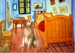 ROOM AT ARLES<br>& Golden Retriever
