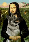 MONA LISA<br>& Norwegian Elkhound