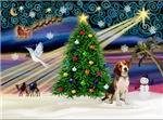 CHRISTMAS MAGIC<br>& Beagle