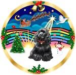 CHRISTMAS MUSIC #3<br>& Cocker Spaniel