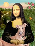 MONA LISA<br>& Greyhound #1