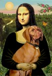 MONA LISA <br>& Vizsla