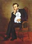 Abraham Lincoln &<br>His Maltese