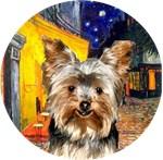 Yorkshire Terrier #17<br>Terrace Cafe