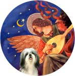 Shih Tzu #3<br>Angel With Mandolin