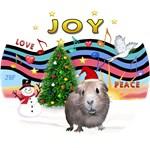 Christmas Music #1<br>& Guinea Pig #2 (hat)