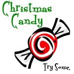 Christmas Candy T-shirts, Gifts