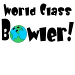 World Class Bowler Tshirts, Gifts