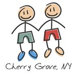 Gay Cherry Grove T-shirts, Clothes, Gifts