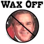 George Bush Wax Off T-shirts, Apparel