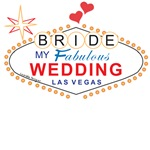 Las Vegas Bride T-shirts