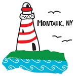 Montauk Lighthouse T-shirts, Clothes and Giftware