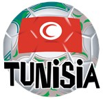 Tunisia Soccer T-shirts, Merch, Gear