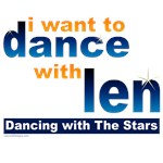 I want to Dance with Len Shirts, Fan Gear