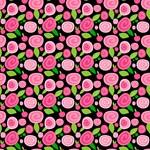 Rose Garden (Blk)