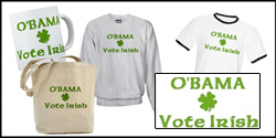 Obama - Vote Irish