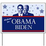 Obama State Yard Signs