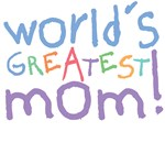 World's Greatest Mom Mother's Day T-Shirts & Gifts