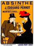 Absinthe Liquor Advertising Print
