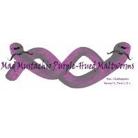 Mad Mustachio Purple-Hued Maltworms