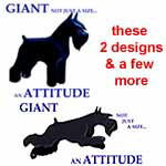 Giant Size & Attitude designs
