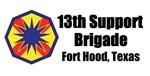 13th Support Brigade