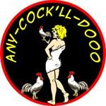 Any-cock'll-dooo